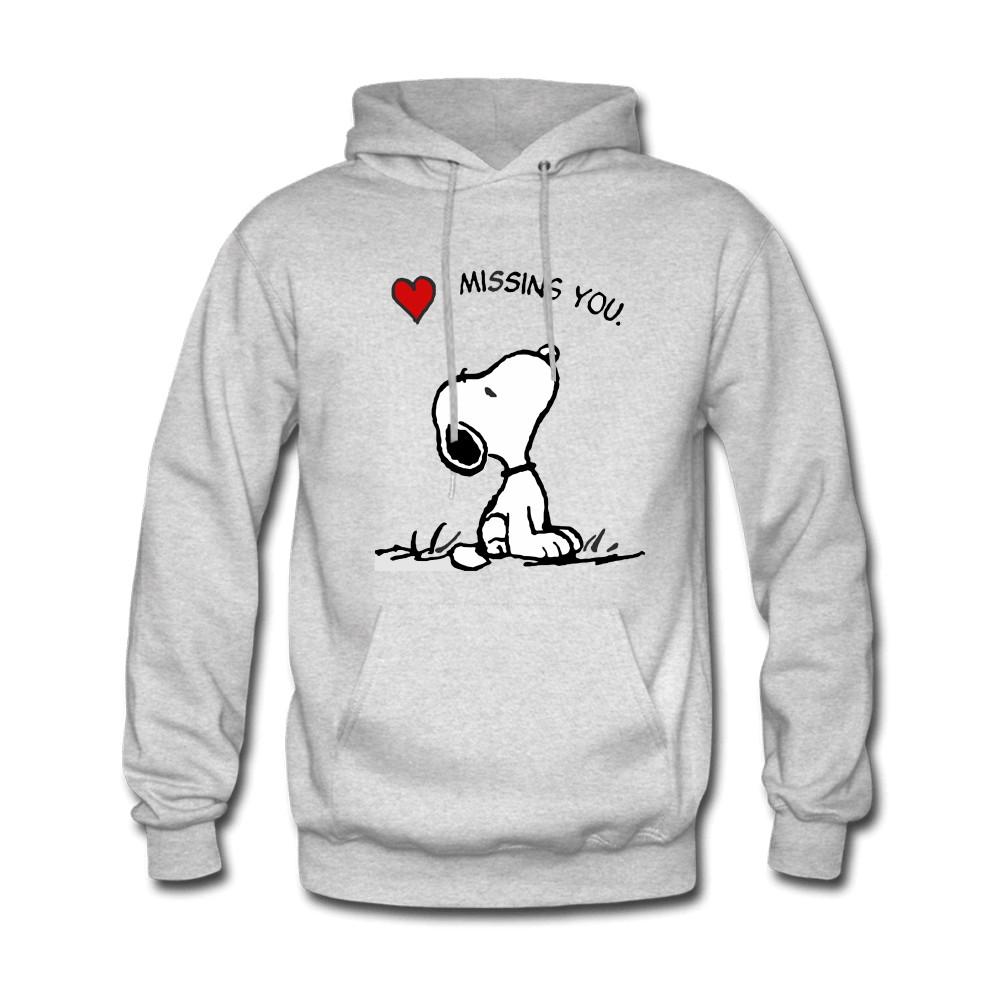 Blusa Moletom Snoopy Bordado Canguru Com Capuz Unissex no Elo7 ... 636d7a4b5ee42