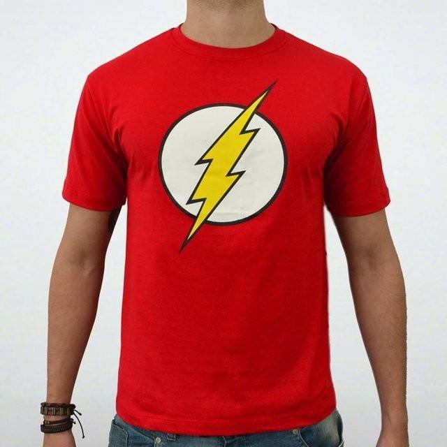 3251842e8f Camisa Flash 100% algodão no Elo7 | Inventa Brindes (B7DD5D)