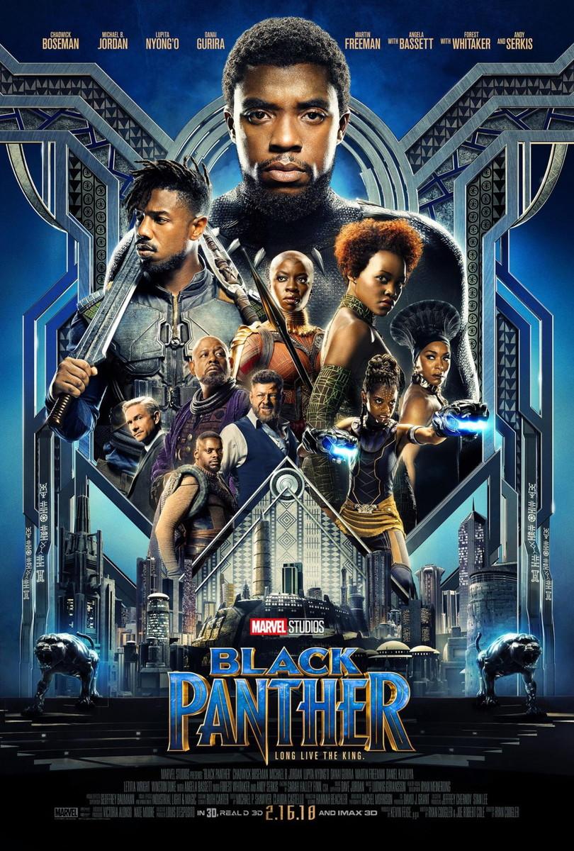 Resultado de imagem para pantera negra poster