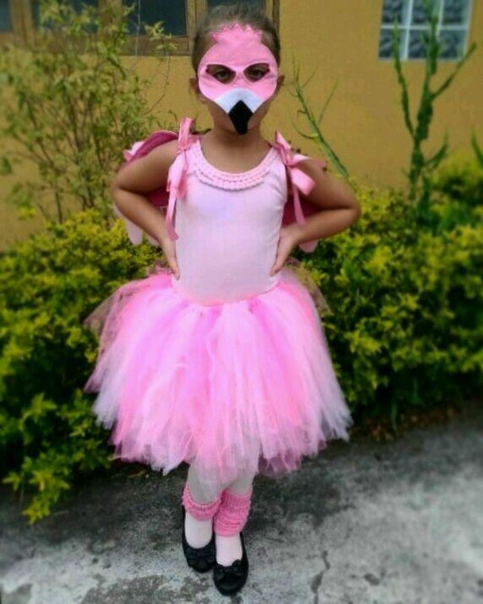 Fantasia De Flamingo Com Asas No Elo7 Chuchu Rosa 8fd804