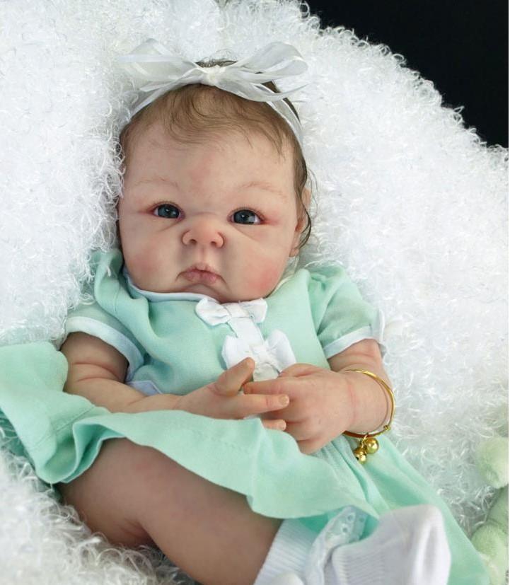 e28af09204586 Bebê Reborn Clarinha Promoção no Elo7