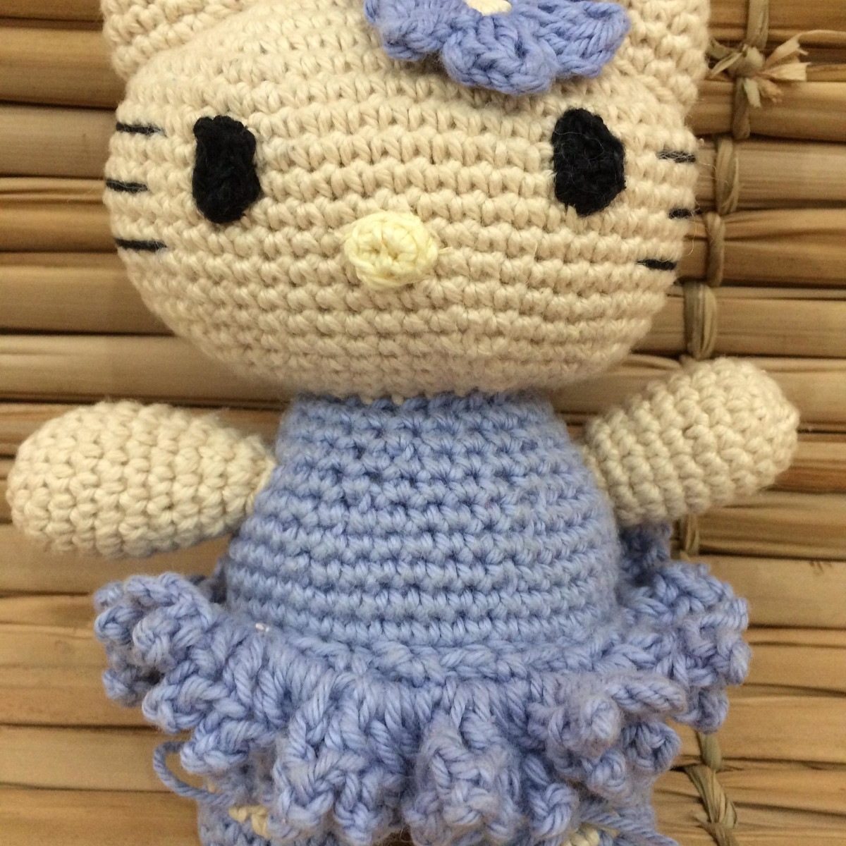 Hello Kitty Bailarina Amigurumi | Crochet | Tejiendo para mis ... | 1200x1200