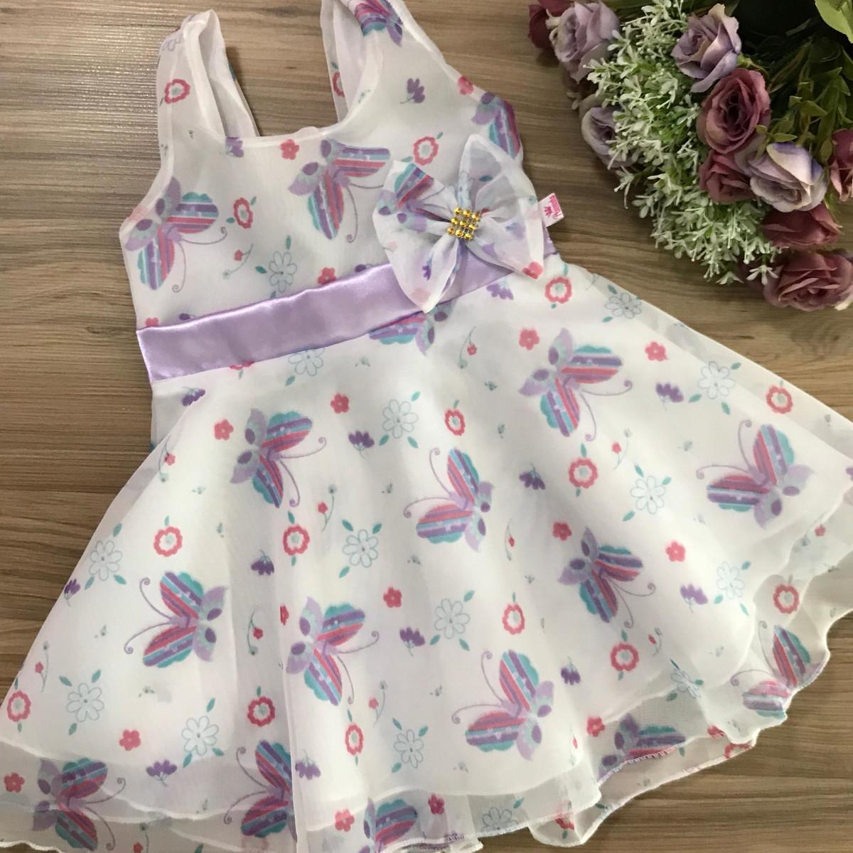 b79d905645 Vestido infantil Princesa 1 ano no Elo7