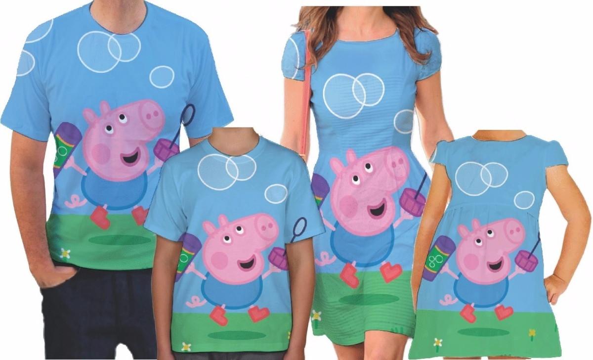 Kit Familia Peppa Pig No Elo7 Marcela Reis Store Festas B8d78b