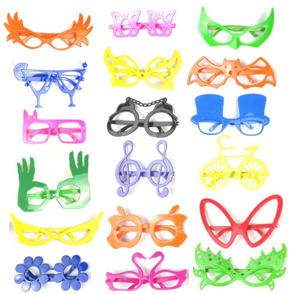 7089f05a76d5c Óculos Vazado Colorido diversos fantasia de festas Formatura no Elo7 ...