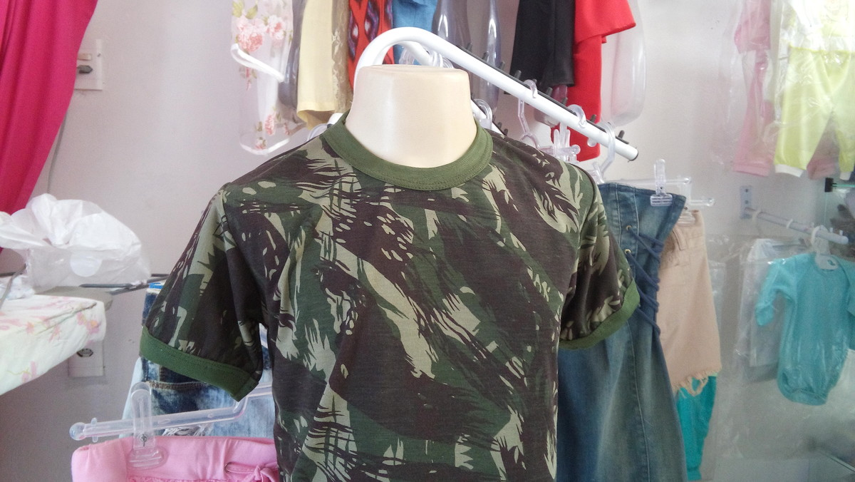 f182e68781a7d 60 CamisaS Camuflada Infantil no Elo7   Ademir de Almeida Leite (B94B79)
