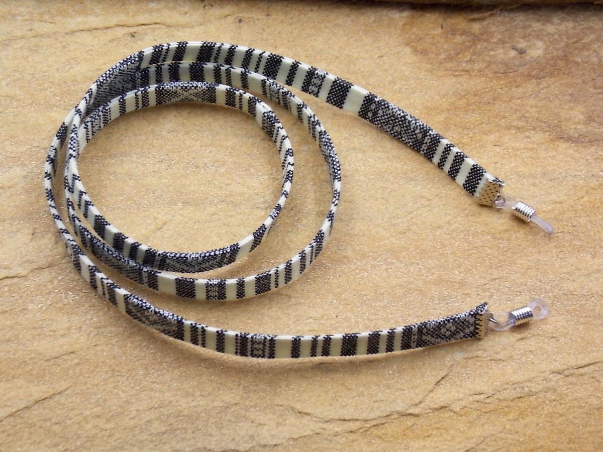 b67a5f036 Cordão para oculos colorido etnico acessorios bijuterias no Elo7 ...