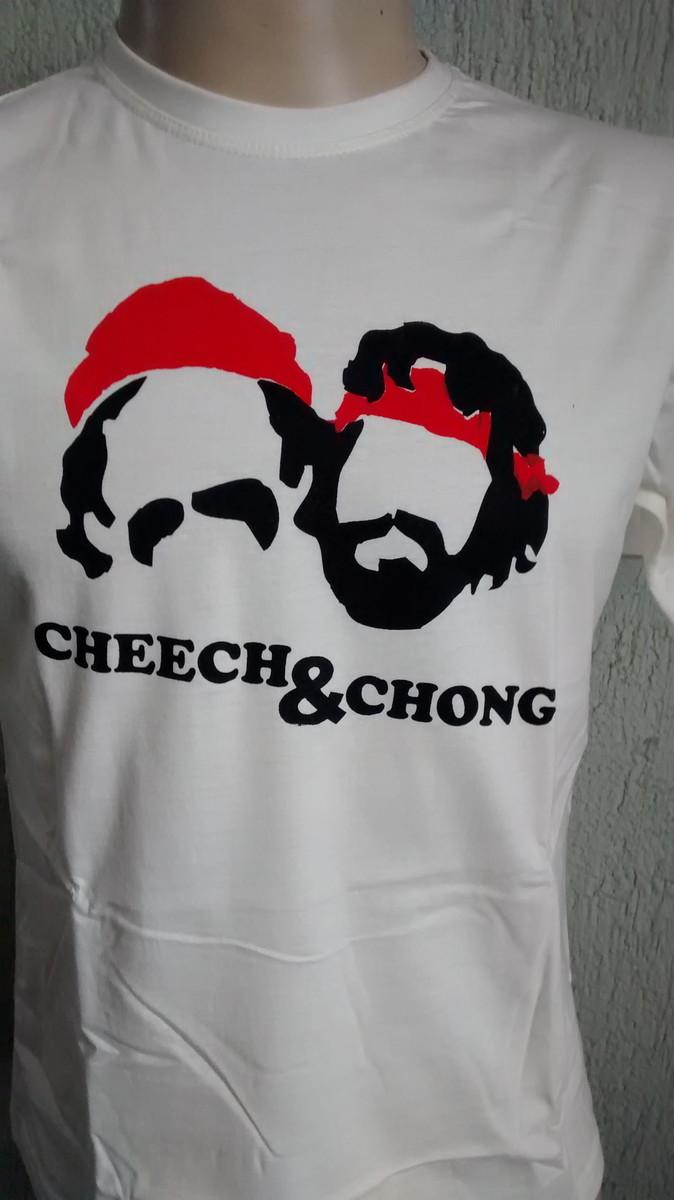 062da59268 Camiseta Personalizada Cheech   Chong Masculina Feminina no Elo7 ...