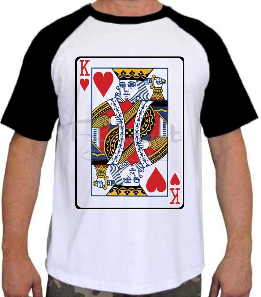 Camisetas cartas poker poker frankfurt cash game