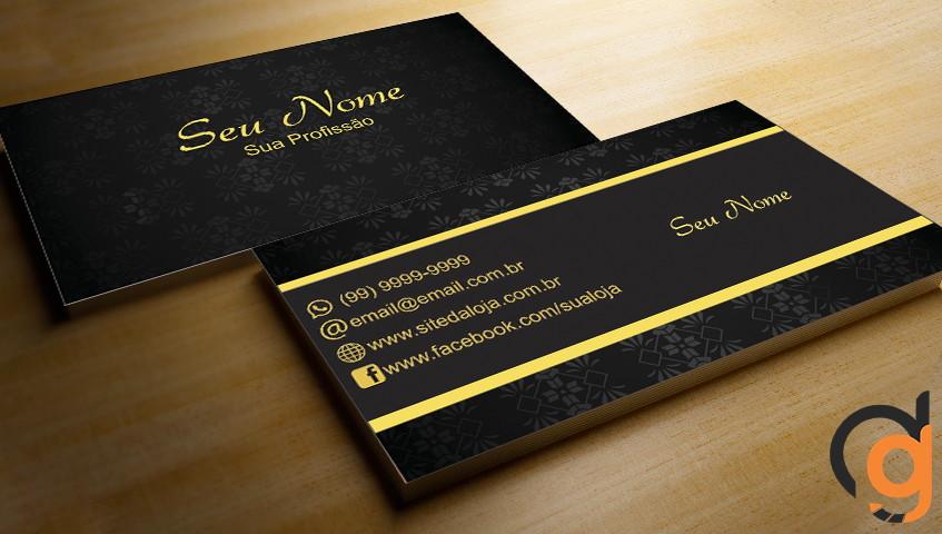 cartÃo de visita pessoal feminino no elo7 great design b9eae0