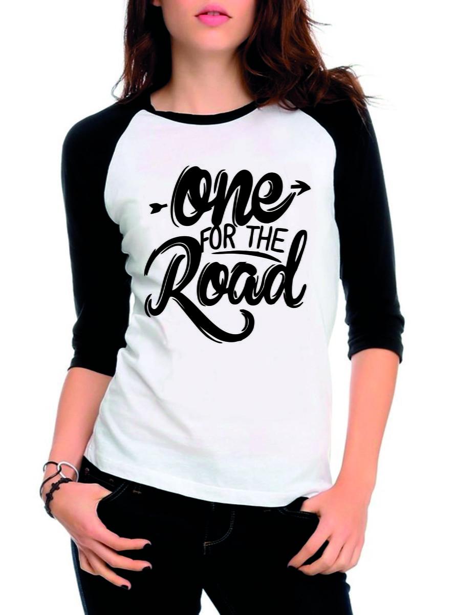 Arctic Monkeys One For The Road T Shirt Labzada Kaos Band Artic Gildan Artwor Black Camiseta Raglan 3 4 No Elo7