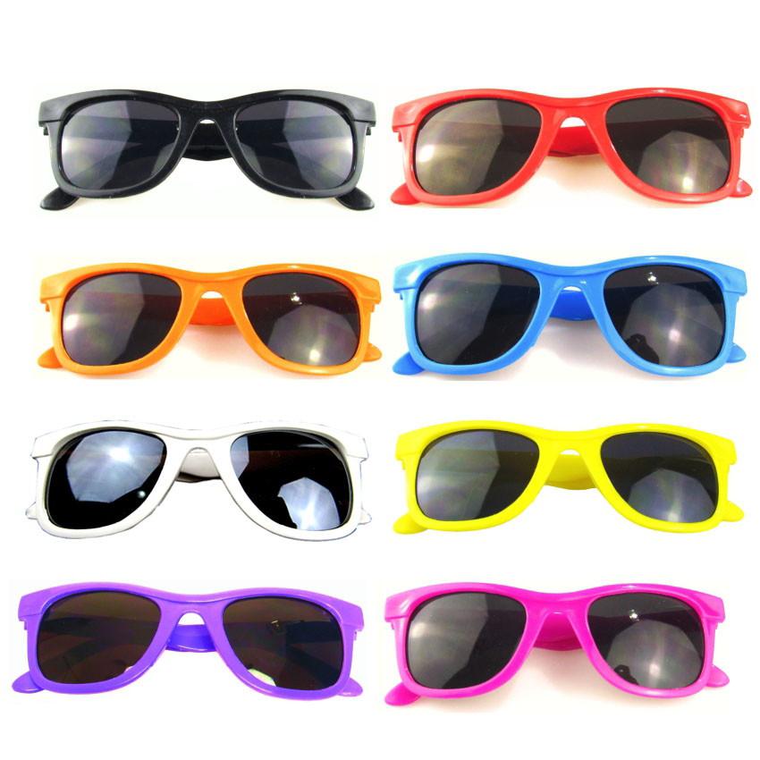 98941ae4e4862 30 Oculos de Sol Infantil Colorido Festas e Casamentos no Elo7 ...