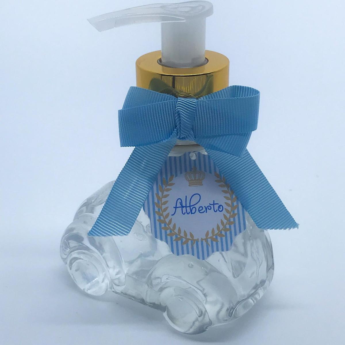 765a51d5433cc Frasco de álcool gel formato carrinho no Elo7   Mimo Chique Ateliê ...