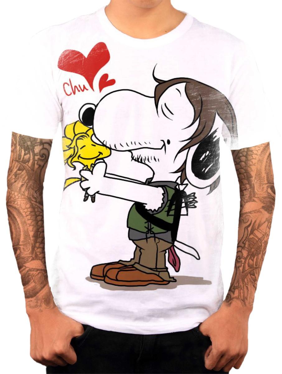 Camisa Camiseta Personalizada Desenho Cartoon Snoopy 3 no Elo7 ... 8c8126899fc