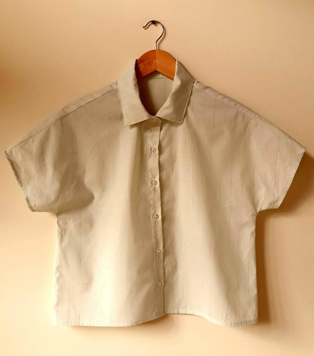 c89e810ee3 Molde digital camisa feminina verbena Tamanhos PP ao XGG no Elo7 ...