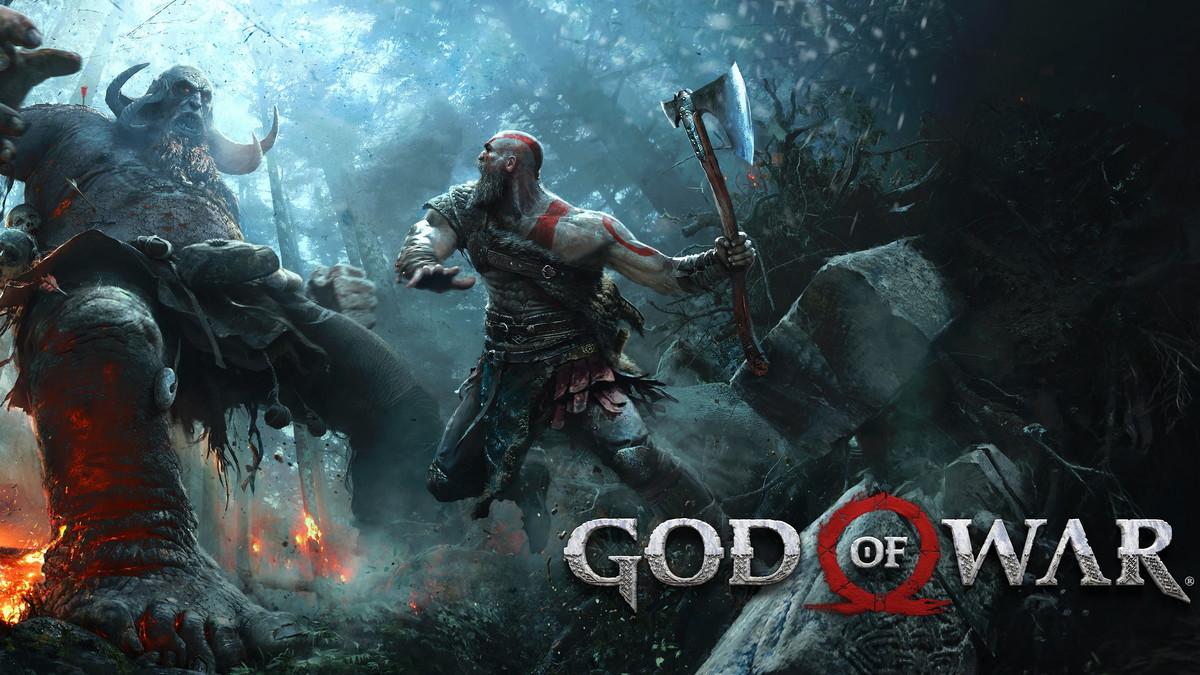 Poster Papel De Parede Novo God Of War Kratos Papel A3 No