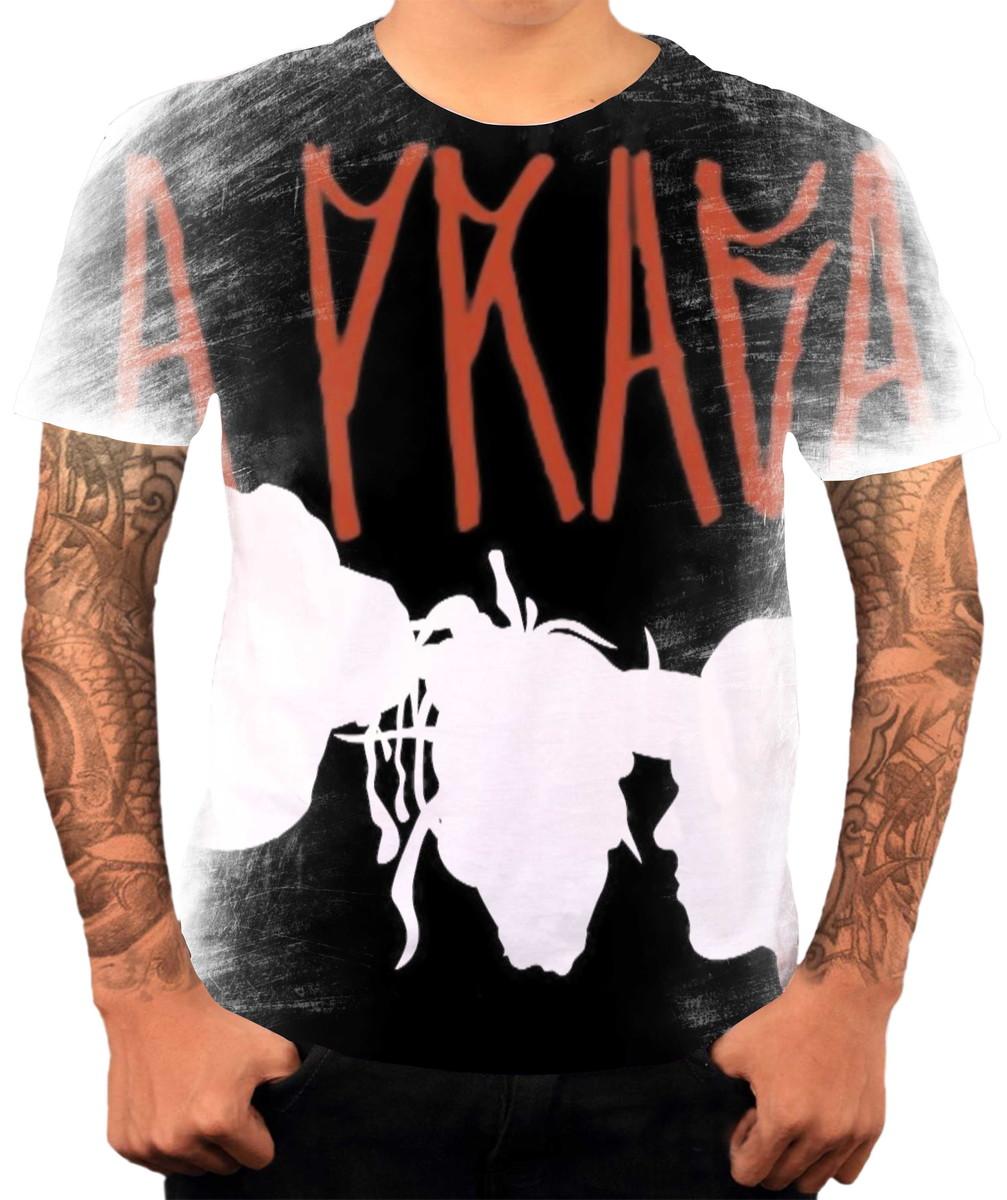 Camisa Camiseta Personaliza Grupo De Hip Hop Rap Haikaiss 7 no Elo7 ... a8ac720ac22