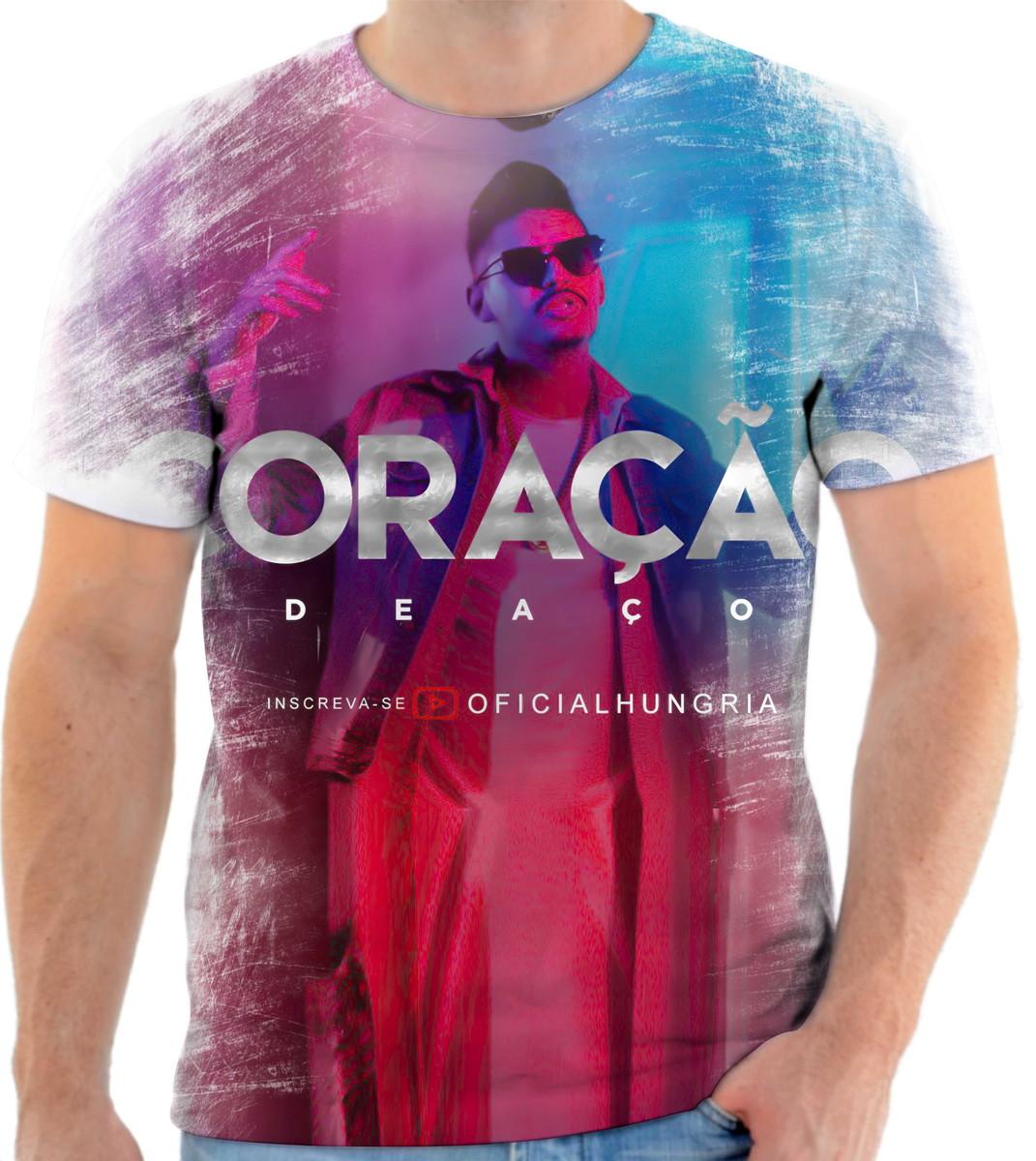 aee73142a7665 Camisa Camiseta Personaliza Cantor Hungria Hip Hop Rap 7 no Elo7 ...