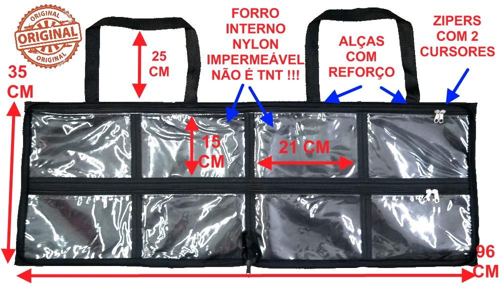 adfe61ff2 Bolsa Manicure Maquiadora Porta Esmaltes + 80 frascos no Elo7 ...