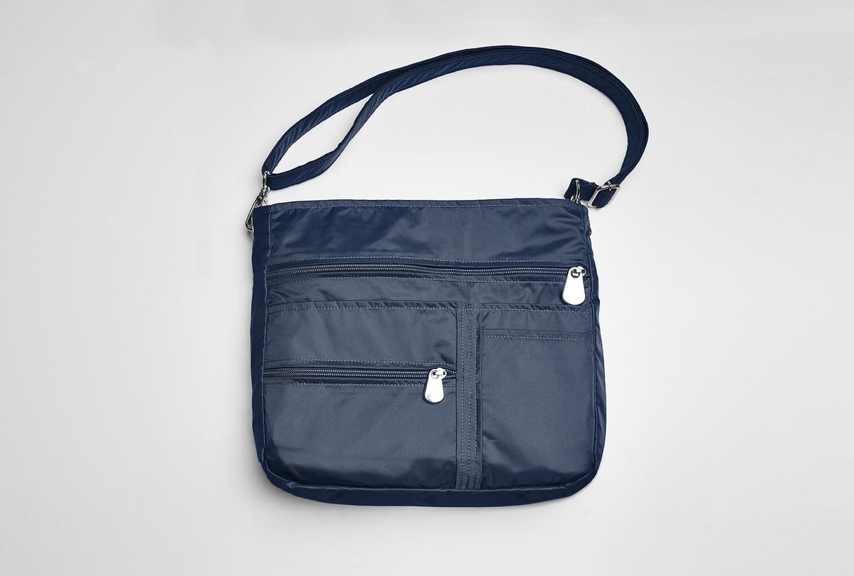 3cdb345304 Bolsa Fulaninha Leticia Azul Marinho no Elo7