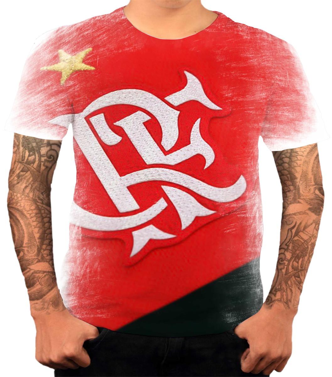 Camisa Camiseta Personalizada Time De Futebol Flamengo 01 no Elo7 ... 6749079b5a834