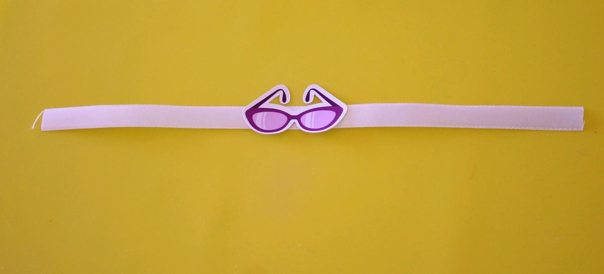 dc34ff281 Fita com tag - moda - óculos de sol no Elo7   A Carol que fez ...