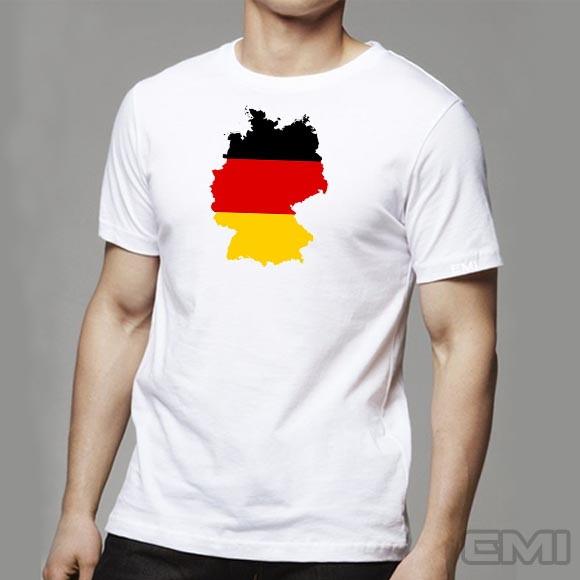 Camiseta Alemanha no Elo7  95ff551b95f49