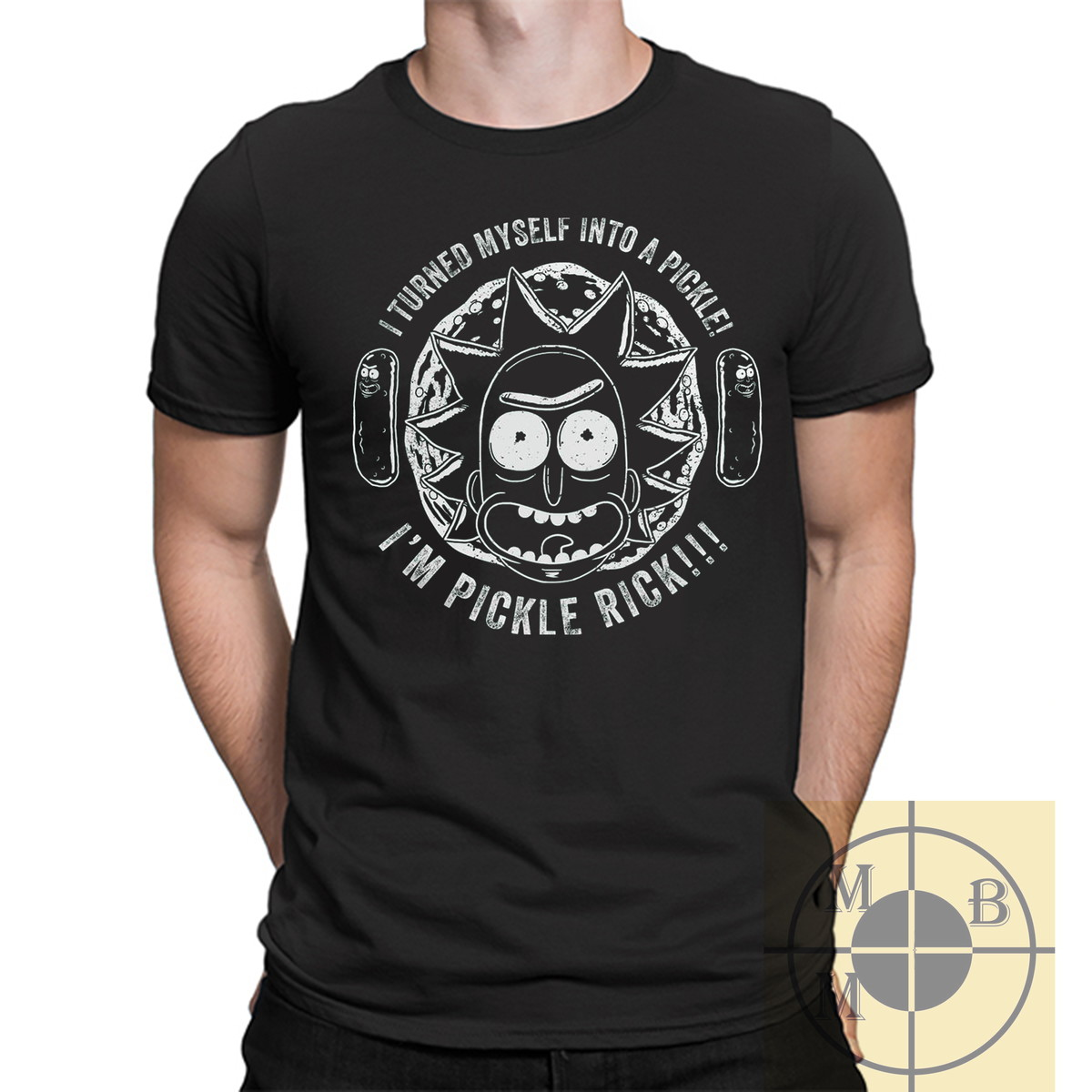 713ff32fac Camisetas Rick And Morty Seriado Séries Geek Nerd Summer no Elo7 ...