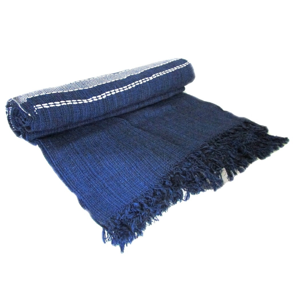 Manta para Sofá tipo capa de sofá Azul no Elo7   Rede ...