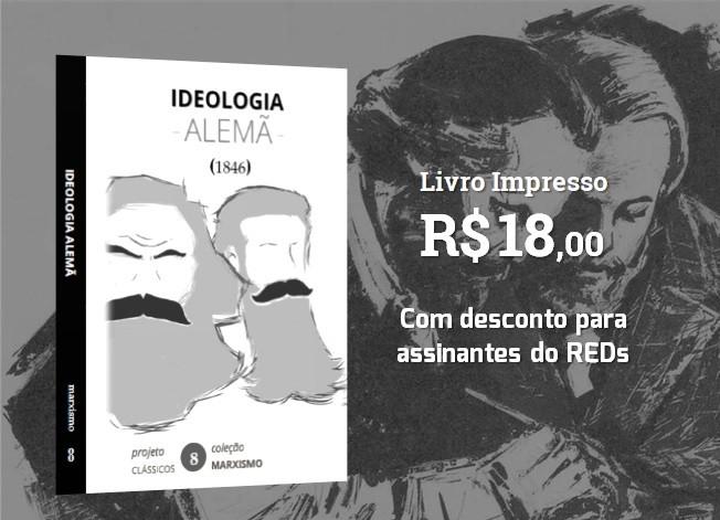 aff526fec0338d Marx & Engels (1846): Ideologia Alemã (R$ 18)