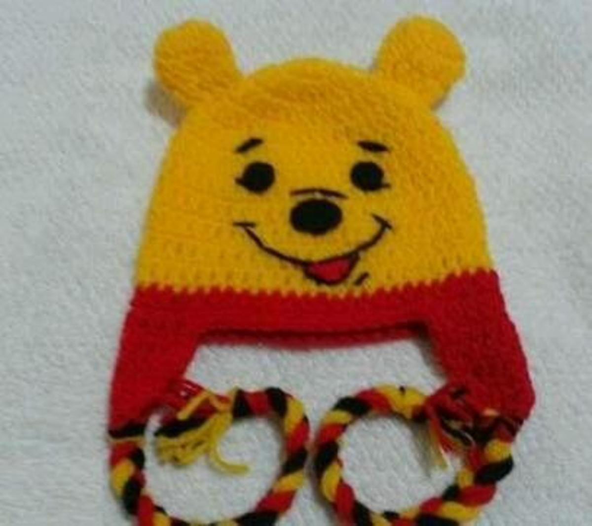 Gorro touca infantil ursos no Elo7  dd4bd6152c7
