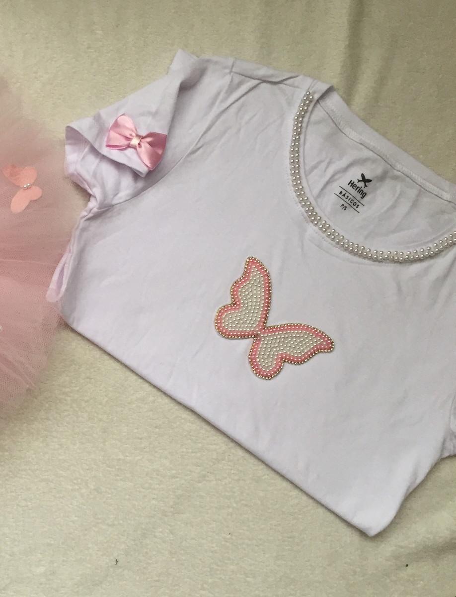 Blusa personalizado mãe tema borboleta no Elo7  1cdf3fbbc8e36