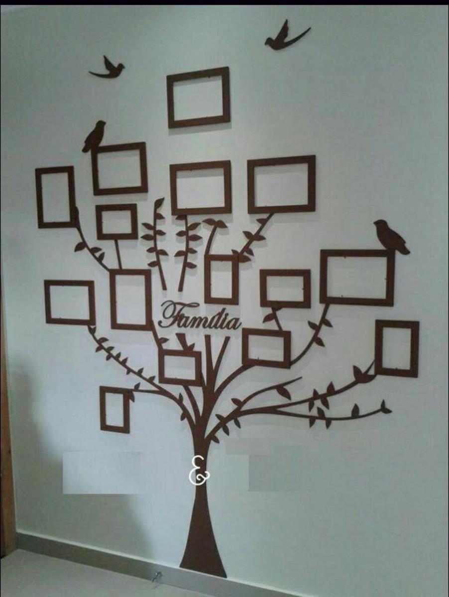 Árvore genealógica no elo7 só artes mdf bf4400