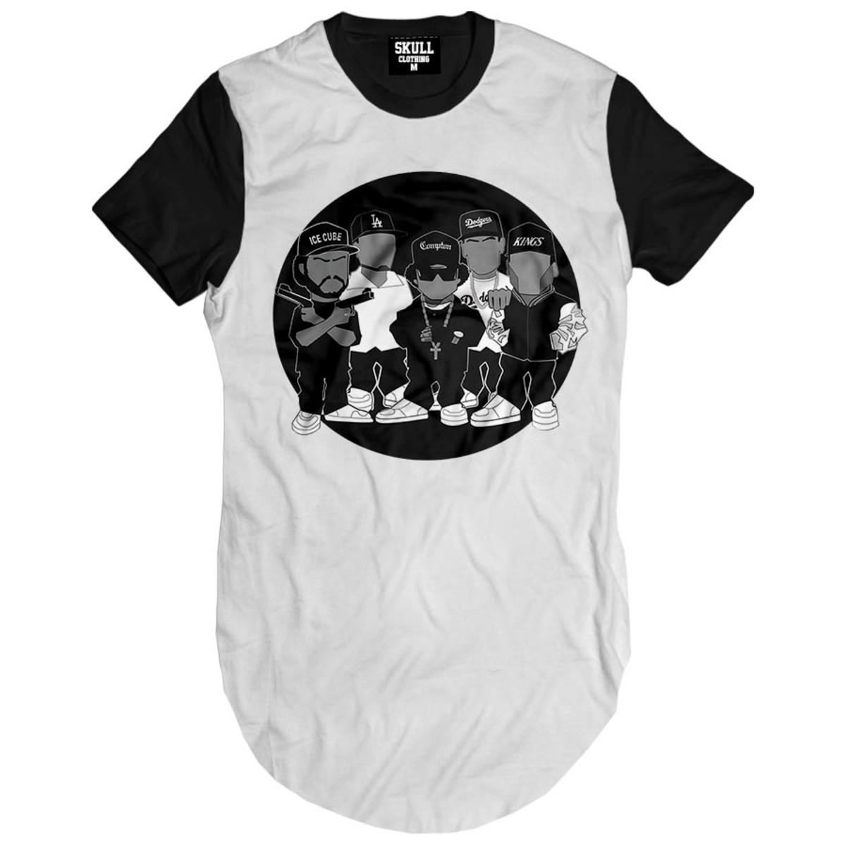 38a16ebc09 Camiseta alongada rappers masculina swag camisa longa no elo jpg 1200x1200 Swag  camisetas masculina