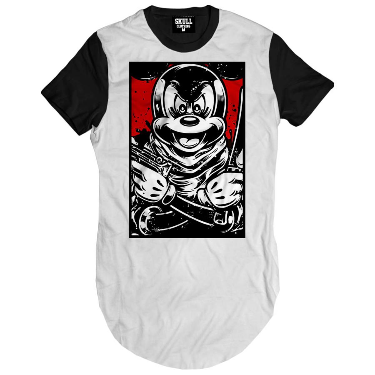 265f529584 Camiseta longa masculina thug mickey camisa swag hip hop no elo jpg  1200x1200 Camiseta longa masculina