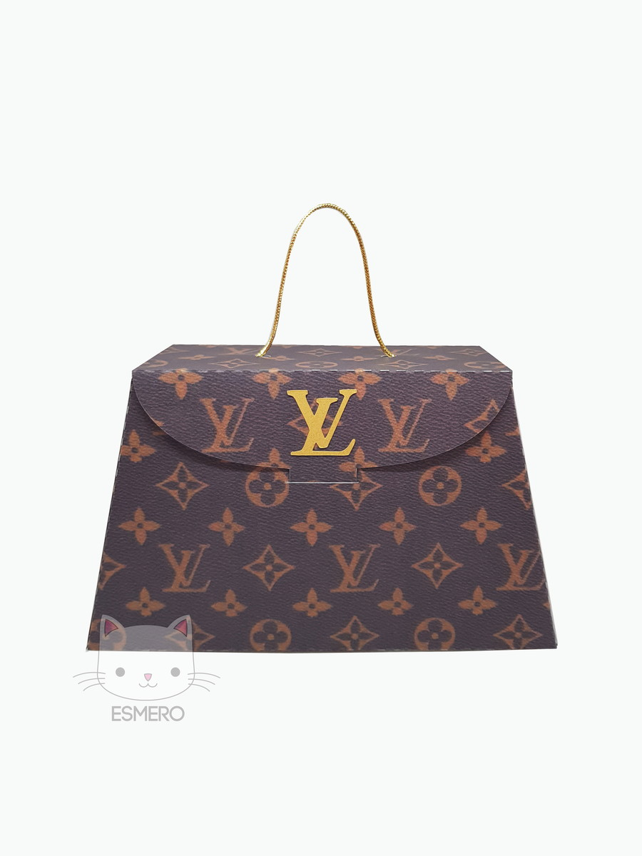 cd81f261ddf Bolsinha Louis Vuitton no Elo7