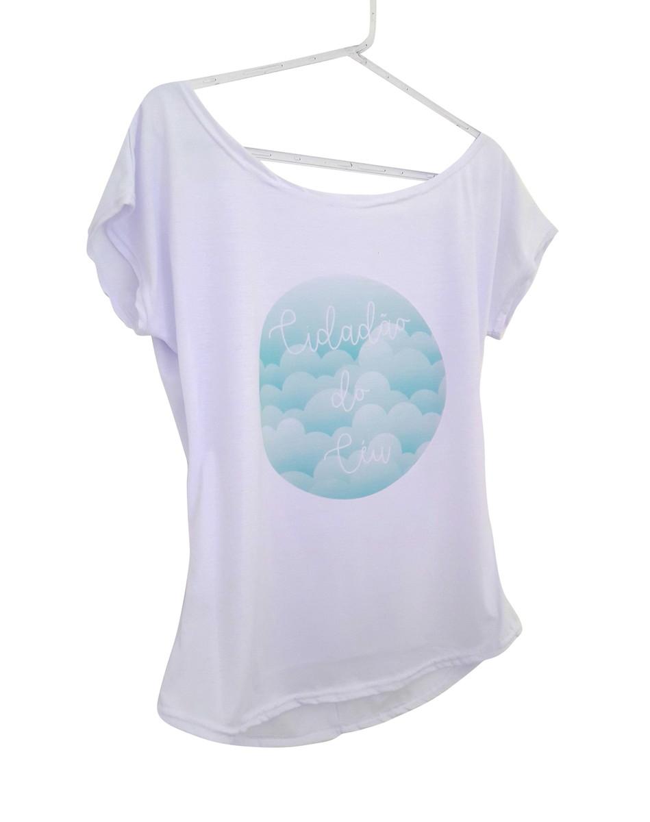 1deee2a693 Bata Blusinha Camiseta Baby Look Evangélica CCB Promoção no Elo7 ...