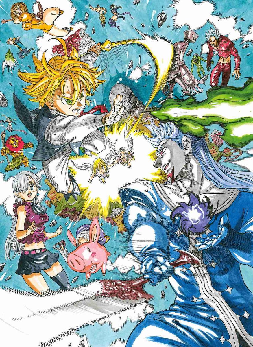 Nanatsu No Taizai Demon Mark - animexyz