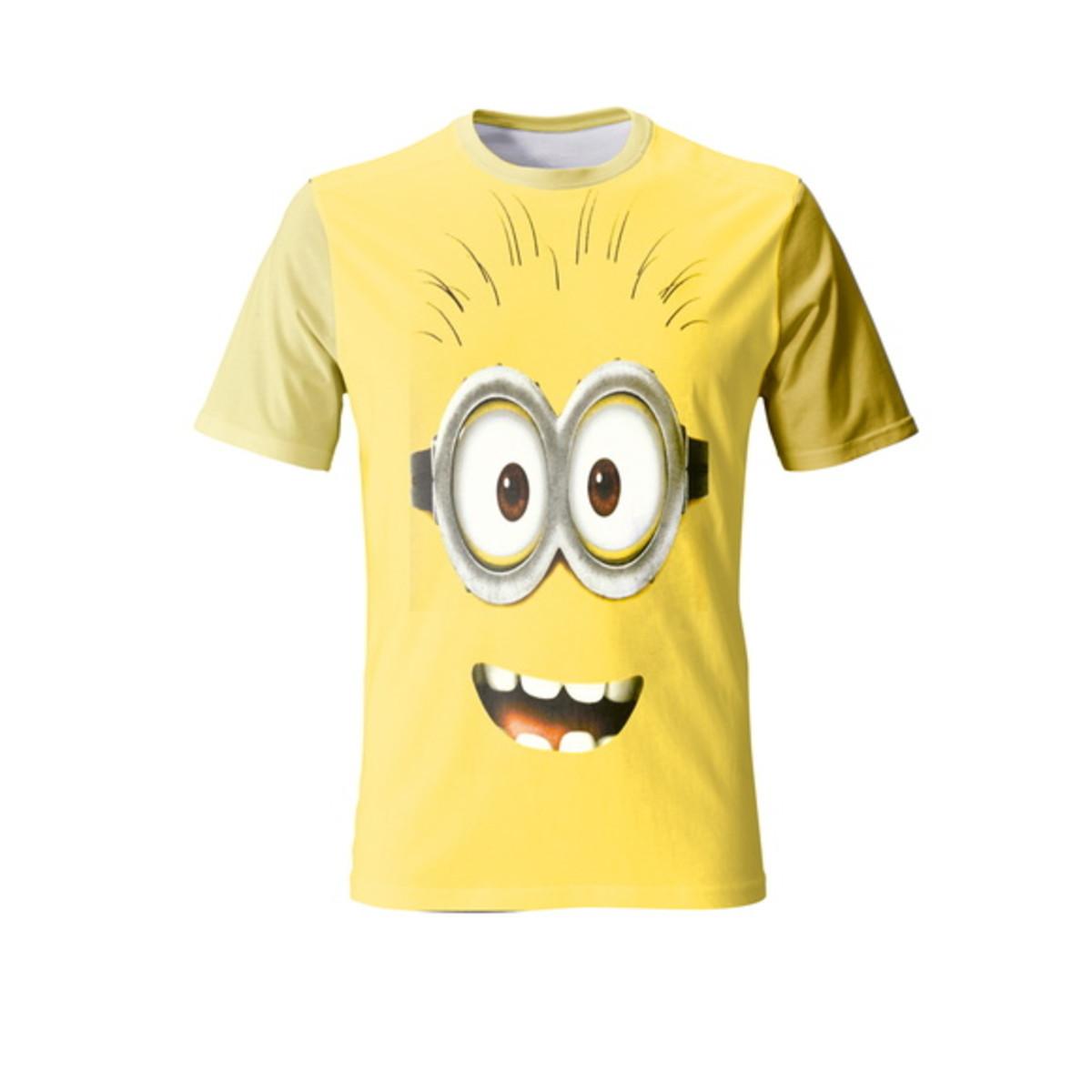 73d7d9675b Camiseta Minions Kevin no Elo7