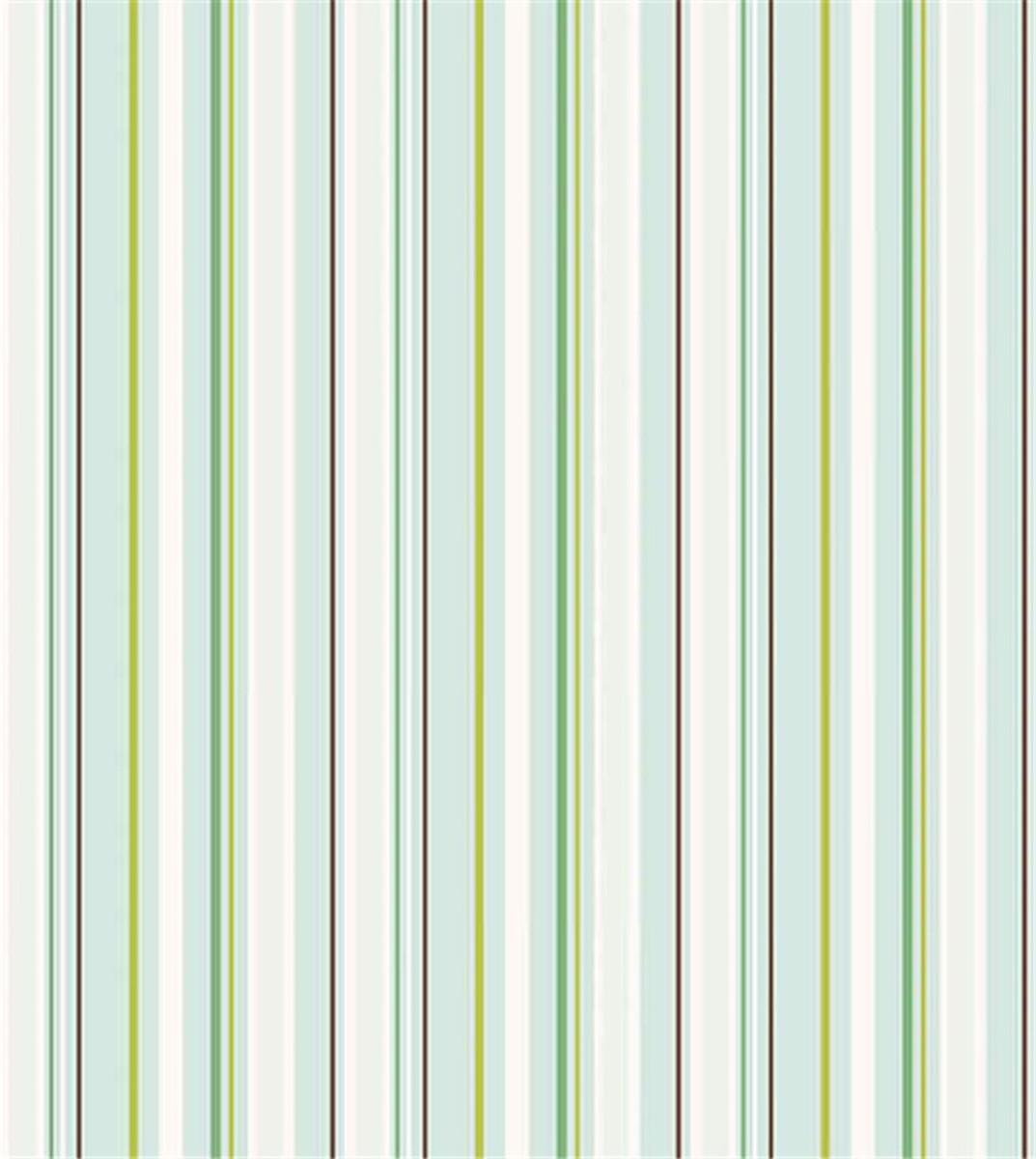 0c673aae1 Zoom · Papel de parede listrado verde