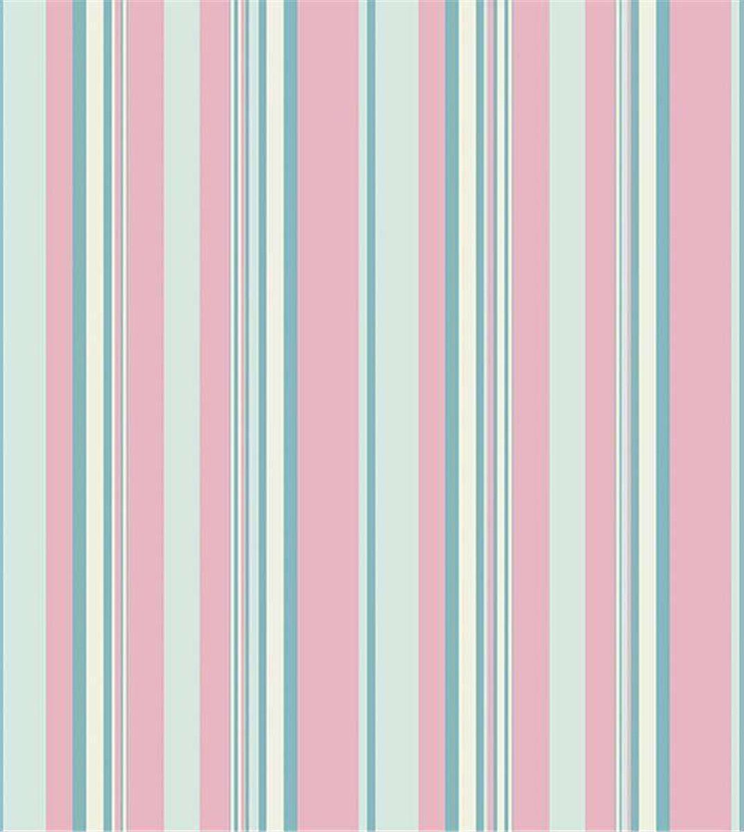 3ed0cabdd Papel de parede listrado azul rosa bebê e branco no elo jpg 1073x1200 Listrado  azul bebe