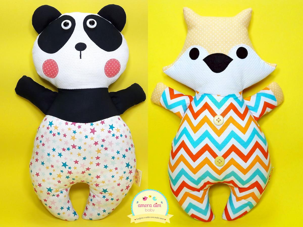 47ae72d22fa363 Naninha Urso Panda e Raposa