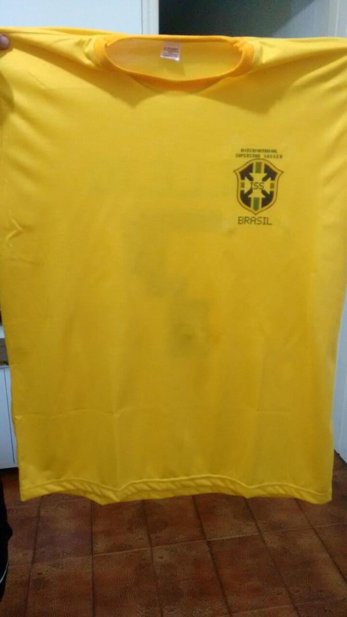 75380b1316 Camiseta Seleção Brasileira no Elo7