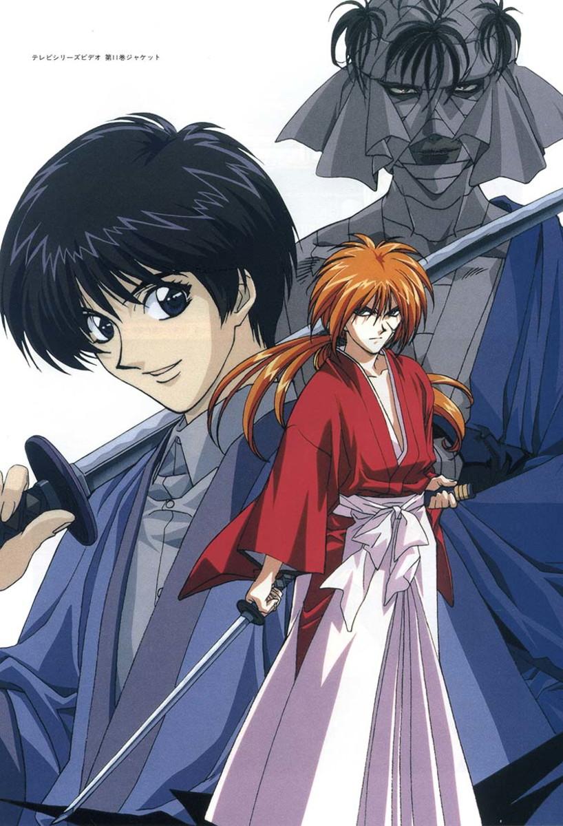 Big Poster Anime Samurai X Tamanho 90x60 Cm Lo001 No Elo7 Loot Op C30da2