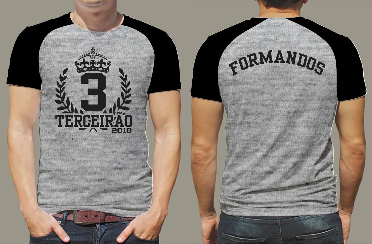 614579401d Camisa Personalizada Formandos Concluintes Terceirão no Elo7