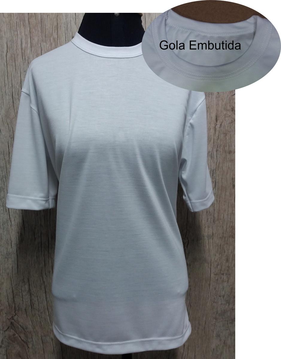 a11e117ad8 Camiseta 100% poliéster sublimação no Elo7