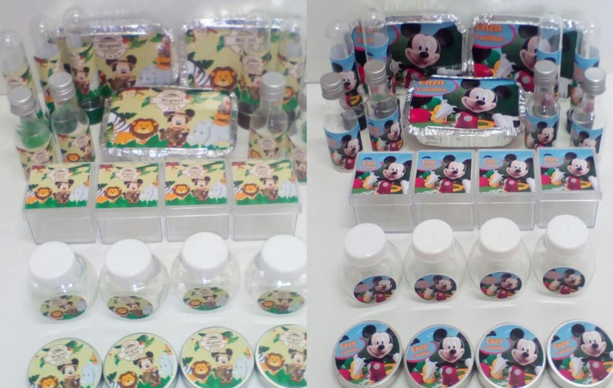 Kit Festa Personalizada Tema Safari com 50 itens no Elo7  6e0f6e5c9fcfc