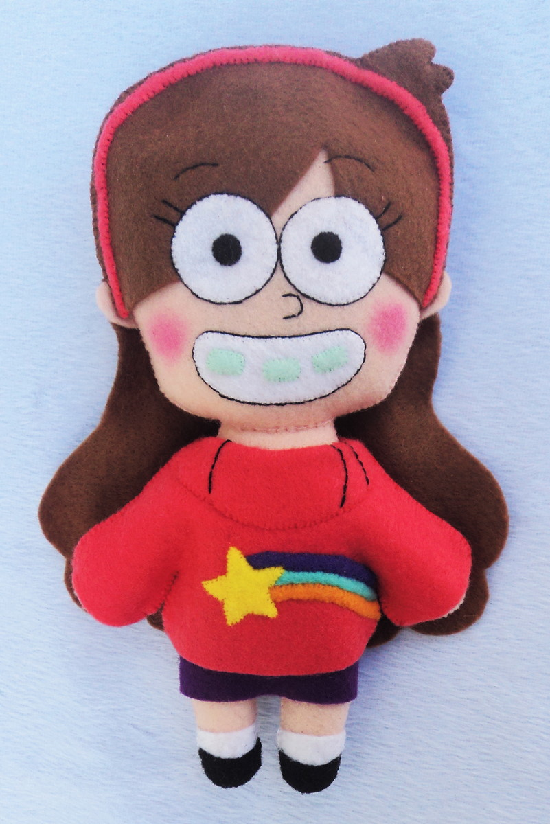 Pictures of mabel from gravity falls