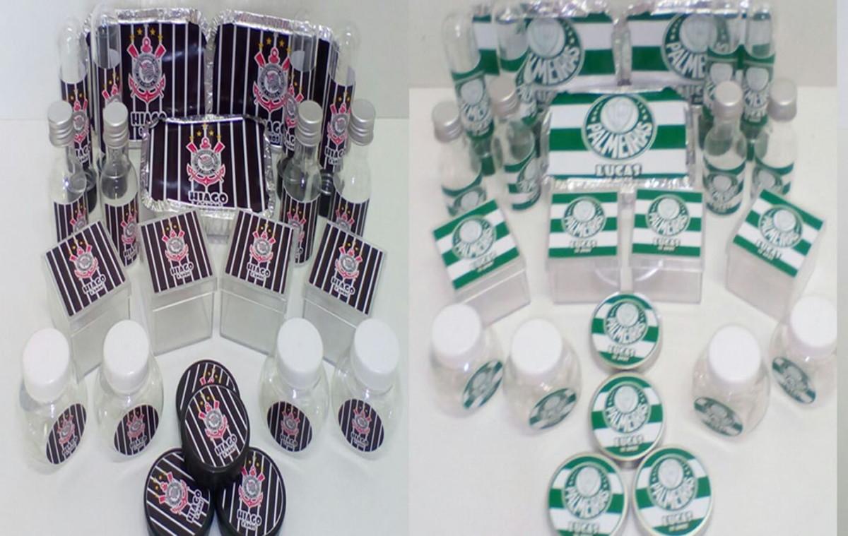 Kit Personalizados Festa Times de Futebol com 120 itens no Elo7 ... f8009b42b9485