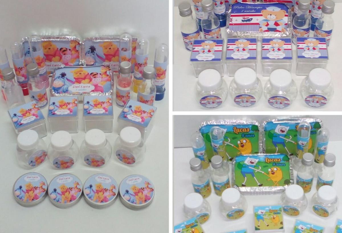 Kit Festa Personalizados Urso Marinheiro com 120 itens no Elo7 ... 482f75209f353